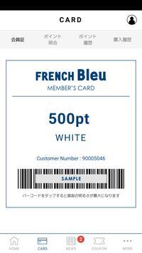 FRENCH Bleu MEMBERS screenshot 1