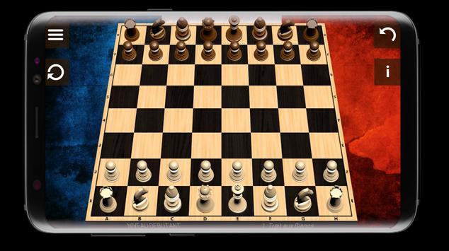 French Chess Game screenshot 1