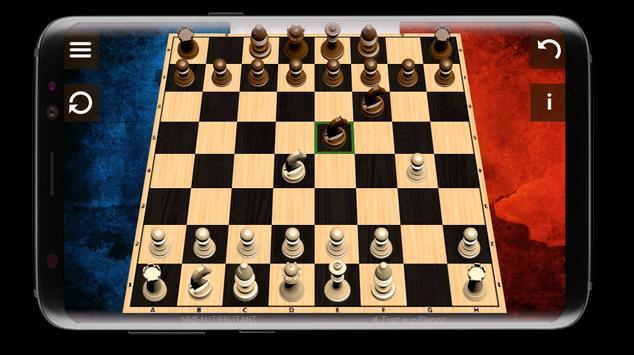 French Chess Game screenshot 2