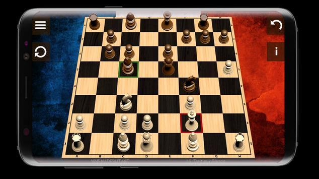 French Chess Game screenshot 4