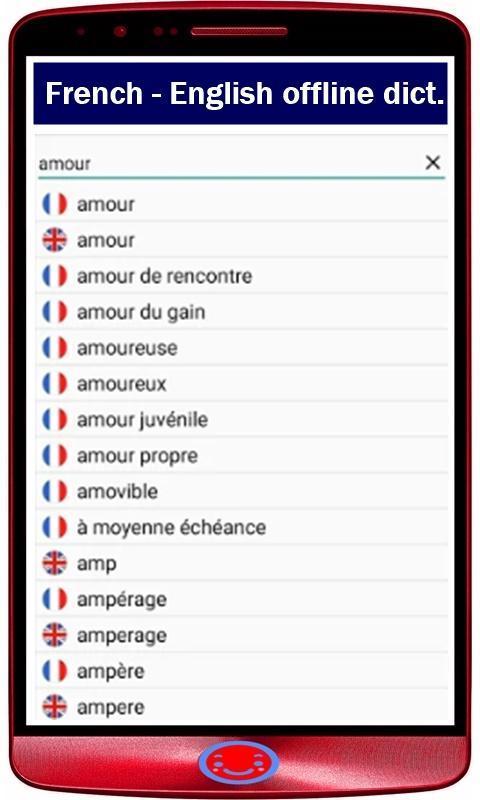 La Rencontre (English translation)