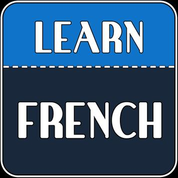 French Teaching - Teach Me French App poster