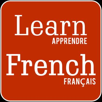 French Language Learning App - Learn French poster