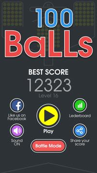 100 Balls screenshot 2