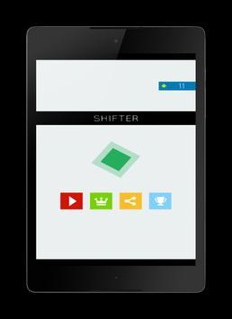 SHIFTER: Rhombus Shapes Rain screenshot 7