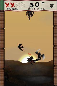 Ninja's Attack apk screenshot