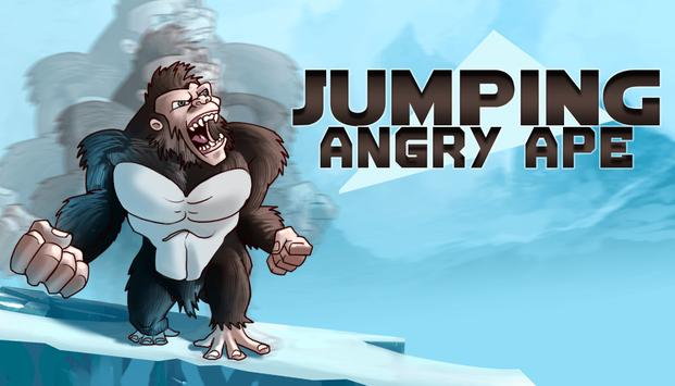 Jumping Angry Ape screenshot 1