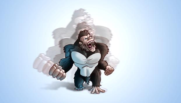 Jumping Angry Ape screenshot 2