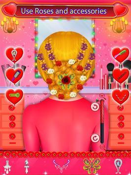 Valentines Braided Hairstyles screenshot 4