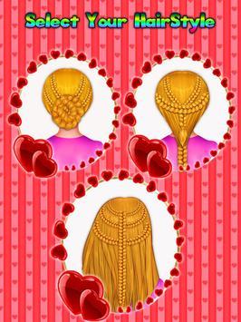 Valentines Braided Hairstyles screenshot 9
