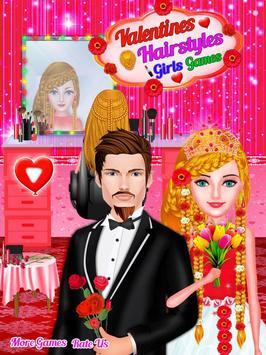 Valentines Braided Hairstyles poster