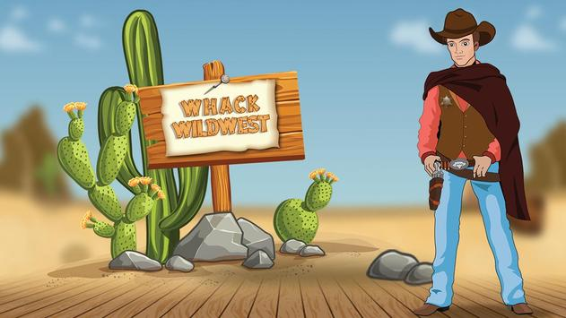 Whack Wild West poster
