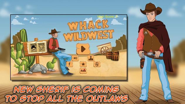 Whack Wild West apk screenshot