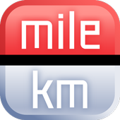Km to Mile: Unit Converter and Calculator icon