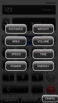 Km to Mile: Unit Converter and Calculator screenshot 2