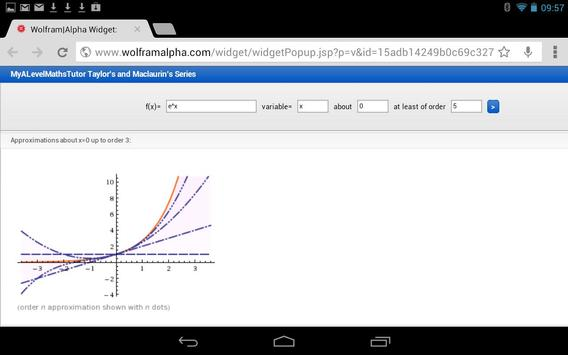 Taylors, Mac Series Calculator for Android - APK Download
