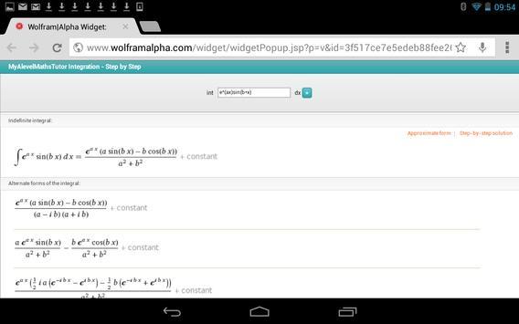 C1 AQA 2012 Past Papers apk screenshot