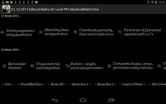 C1-2 EdExcel Jan 2012 Past Pap screenshot 7
