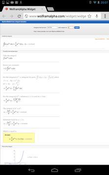 Integral Calculator screenshot 7