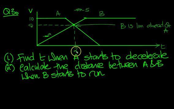 M1 Maths OCR 2012 Revision PP apk screenshot