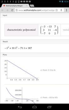 Matrix Char Poly Calculator screenshot 1