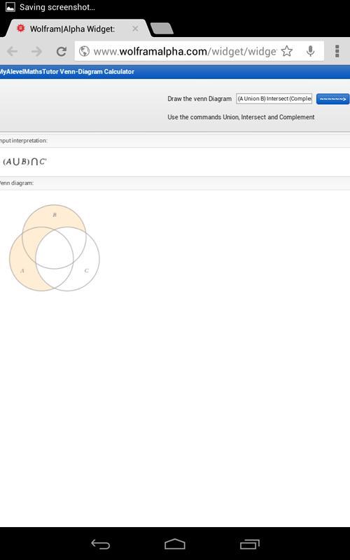 Venn Diagram Calculator Apk Download Free Education App For