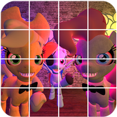 Freddy Little Pony Super Puzzles icon