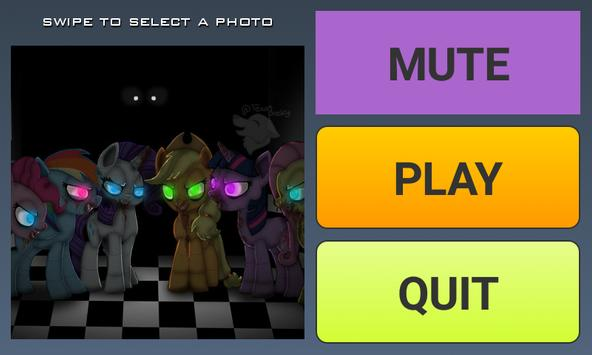 Freddy Little Pony Super Puzzles screenshot 2