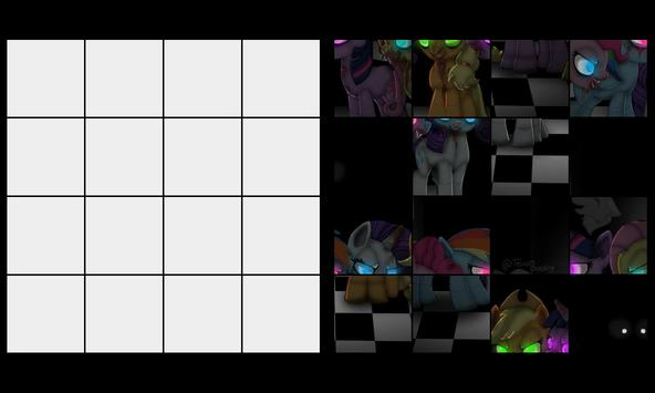 Freddy Little Pony Super Puzzles screenshot 3