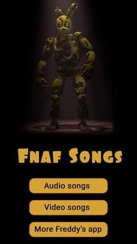 All FNAF Songs poster