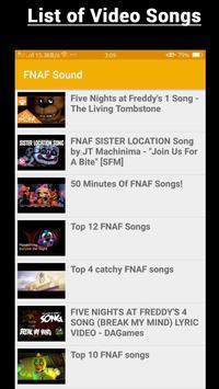 All FNAF Songs screenshot 3