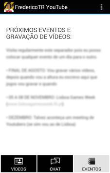 FredericoTR YouTube apk screenshot