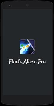 Flash Alerts Pro 2018 poster