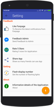 Flash Alerts Pro screenshot 6