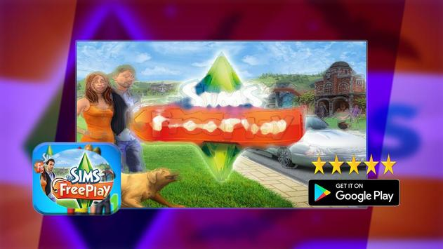 Free Guide Sims free play tips apk screenshot