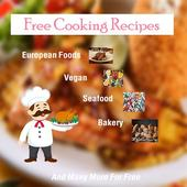 Free Cooking Recipes icon