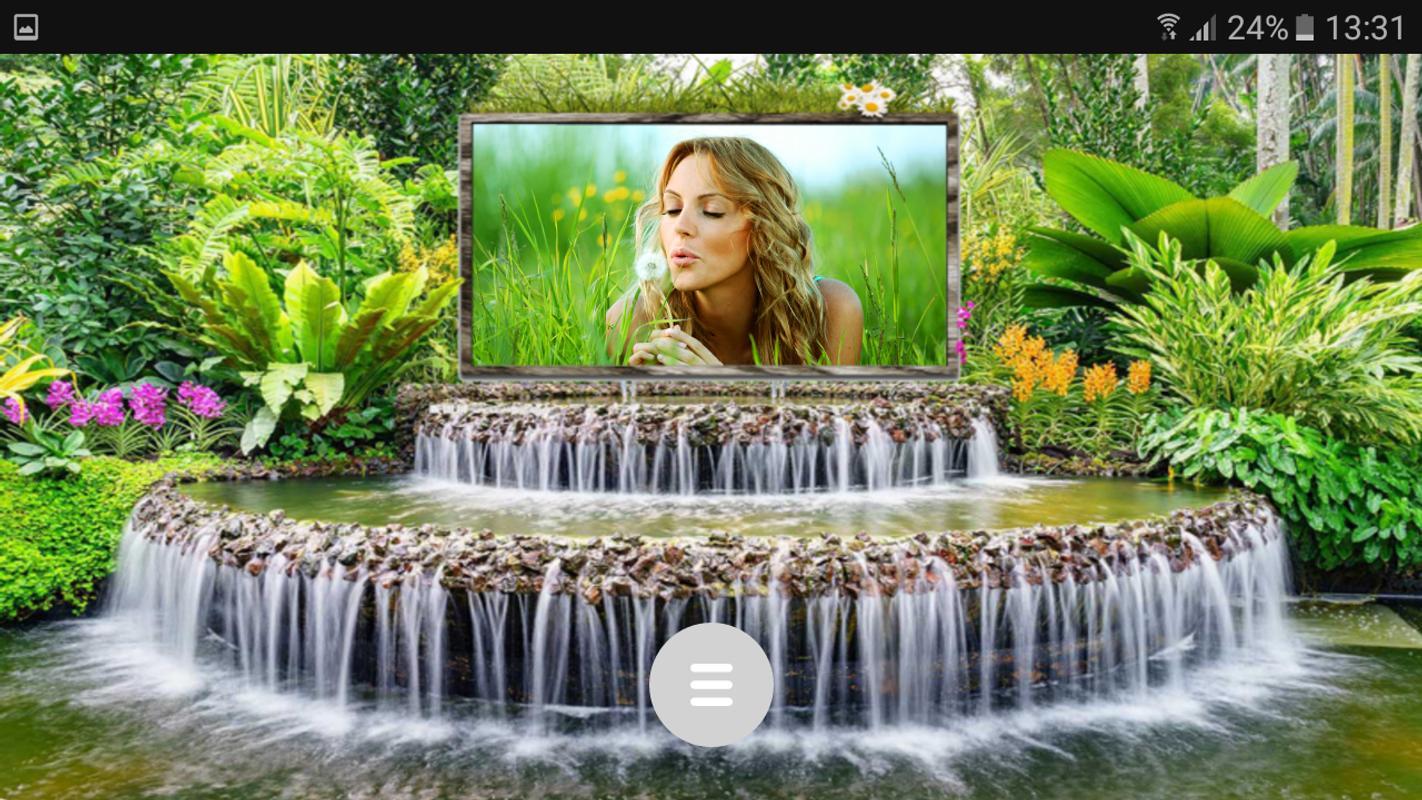 Garten Bilderrahmen für Android - APK herunterladen