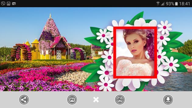 Garden Photo Frames screenshot 7