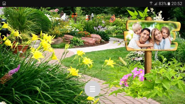 Garden Photo Frames screenshot 5
