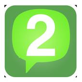 Dual Free Calls Whatsapp icon
