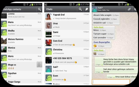 Dual Free Calls Whatsapp apk screenshot