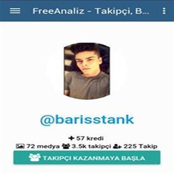 Free Analiz poster