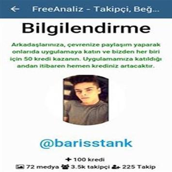 Free Analiz apk screenshot