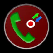 फ्री आटोमेटिक फोन कॉल रिकॉर्डर icon
