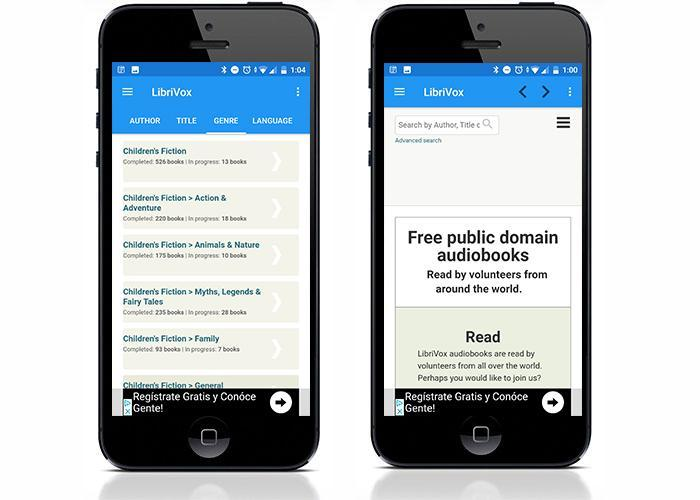 LibriVox Free audio books for Android - APK Download