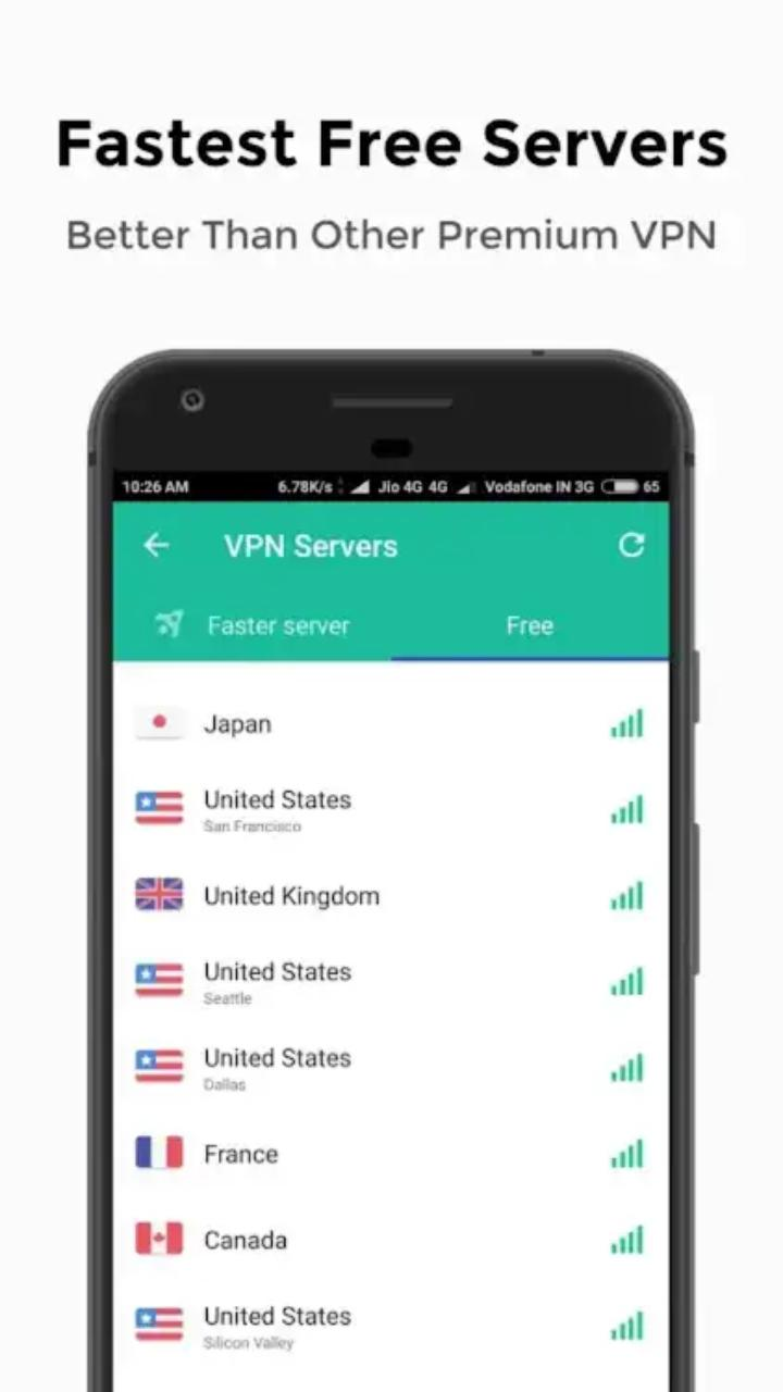 VPN - BOOTIM Clear Audio & Video Calls VPN for Android - APK