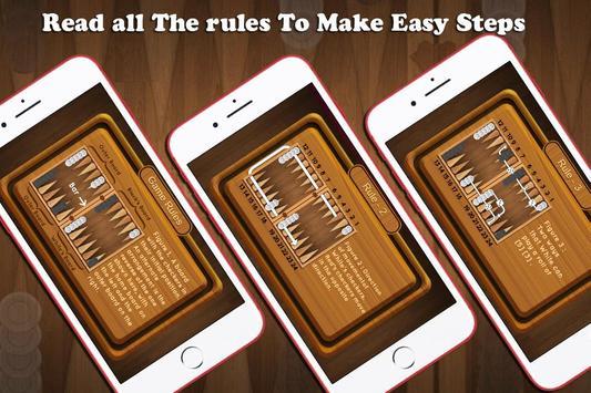 Backgammon : The Dice Game screenshot 4