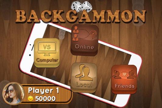 Backgammon : The Dice Game screenshot 5