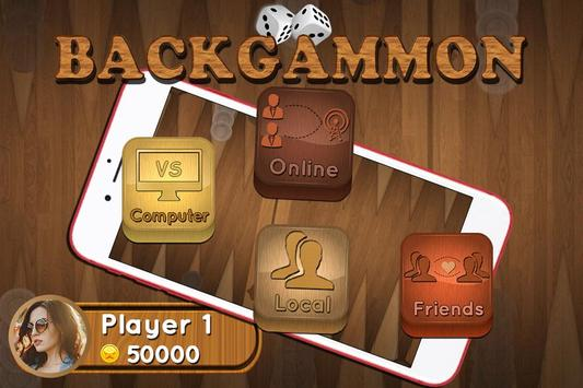 Backgammon : The Dice Game poster