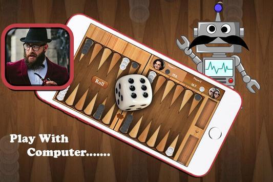 Backgammon : The Dice Game screenshot 1